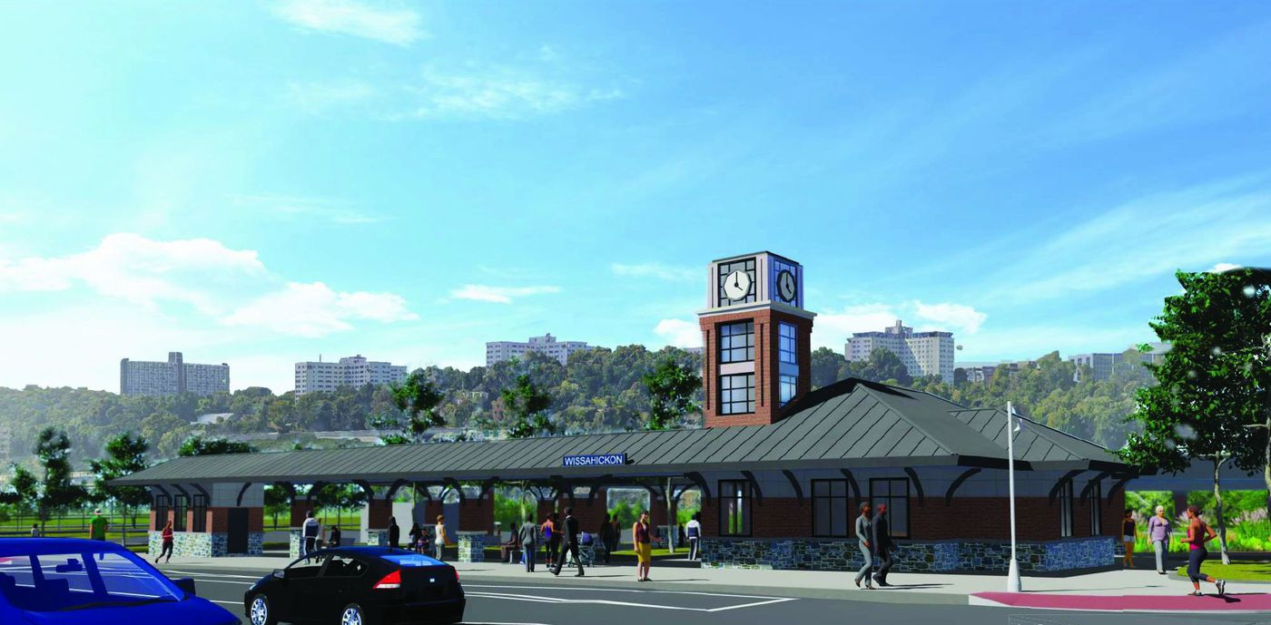 Wissahickon Transportation Center Update